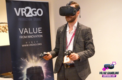 Photos of VR/AR Gambling Conference 2017