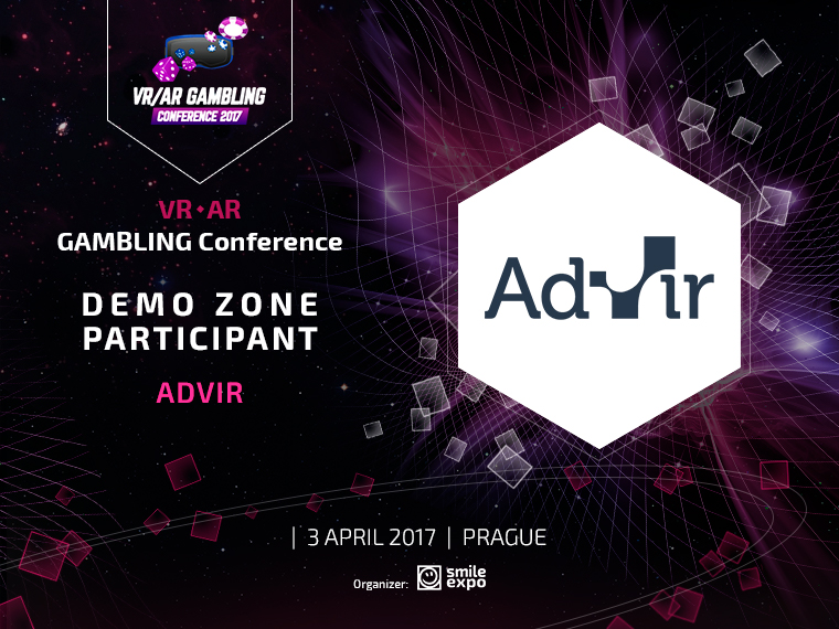 Advir became exhibitor of VR/AR Gambling Conference
