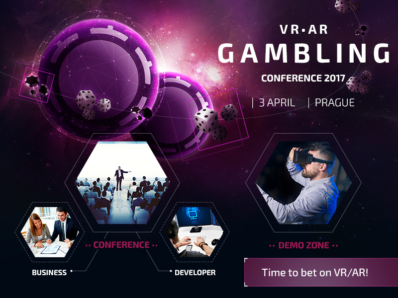 Future of gambling industry at VR/AR Gambling Conference