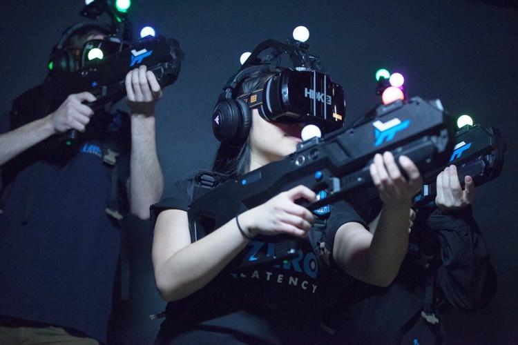 Las Vegas casino to open VR arena for team games