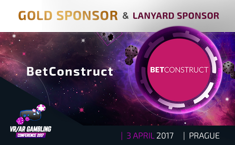 Meet gold sponsor of VR/AR Gambling Conference – BetConstruct!
