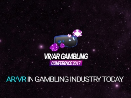 AR/VR in gambling industry today. VIDEO