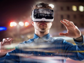 Around 490 startups operate on European VR market