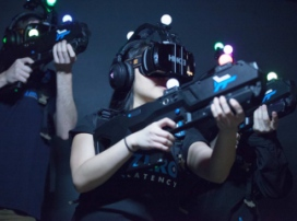 Las Vegas casino to open VR arena for team games