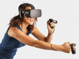 Oculus reveals how future virtual reality will adapt to our perception
