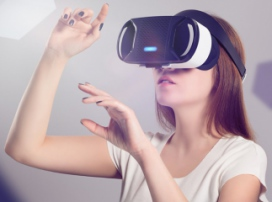 People do not have enough communication in virtual reality
