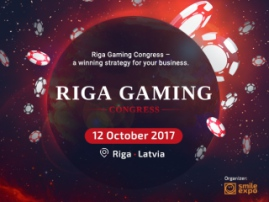 Riga Gaming Congress: activities of Latvia's first gambling congress