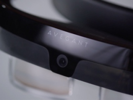 Startup presented AR headset prototype earlier than high-profile project