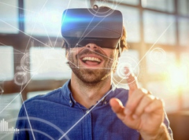 VR/AR technologies aren't financed enough
