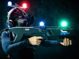 VR arena in Las Vegas: new equipment details, prices, etc.