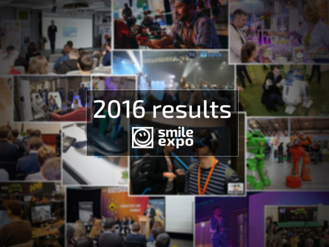 2016 report: Smile-Expo celebrated its 10th anniversary with an outstanding performance