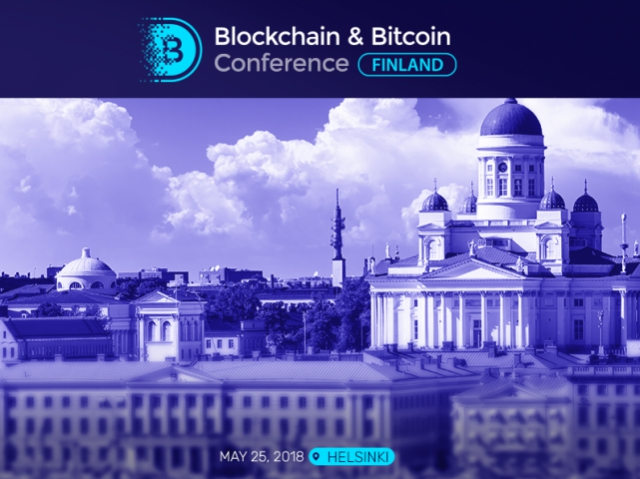 Blockchain & Bitcoin Conference Finland in Helsinki: Blockchain innovations and trends of the cryptocurrency market