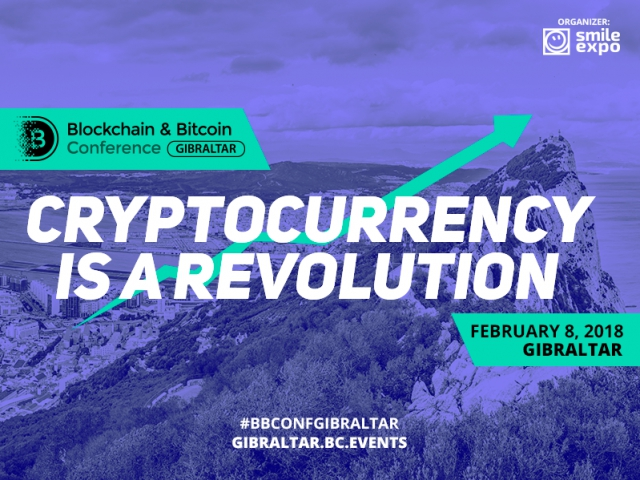 Blockchain & Bitcoin Conference Gibraltar: how to work under changing legislation