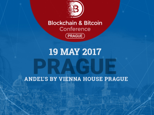 Blockchain & Bitcoin Conference Prague starts on Friday