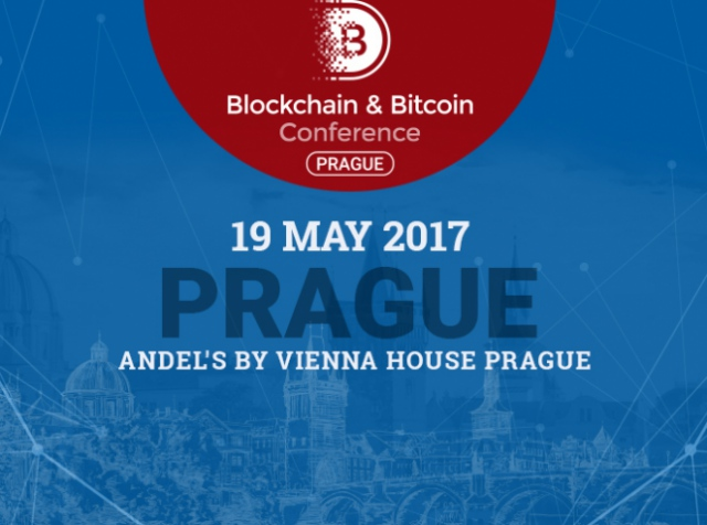 Blockchain & Bitcoin Conference Prague to be held on 19 May. Interesting aspects of Czech Republic cryptocurrency sector
