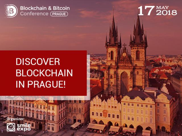 Blockchain event in the most 'cryptocurrency-connected' country: in May we will hold Blockchain & Bitcoin Conference Prague