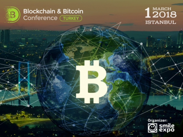 Blockchain integration in Turkey to be one of the key topics at Blockchain & Bitcoin Conference in Istanbul