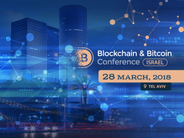 Blockchain conference for technology leader: Tel Aviv will host Blockchain & Bitcoin Conference Israel