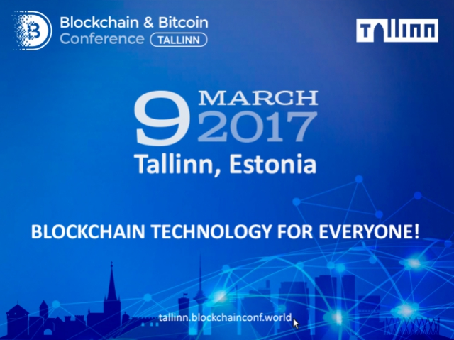 First blockchain conference by Smile-Expo in Tallinn: advantages of the Estonian market