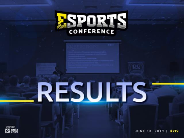 Highlights of eSPORTconf Ukraine 2019: Case Studies from Marketers and Presidents of Esports Federations