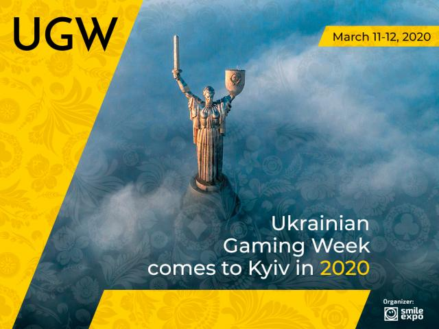 In 2020, Kyiv to Host Major Event by Smile-Expo – Ukrainian Gaming Week
