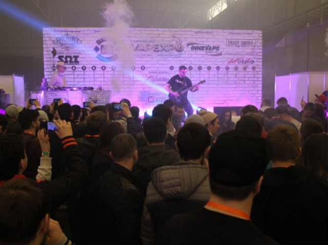 How the third international vape exhibition VAPEXPO Kiev 2017 went through