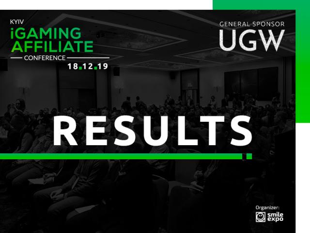 Kyiv iGaming Affiliate Conference on Legalization of the Gambling Business in Ukraine: Event Results