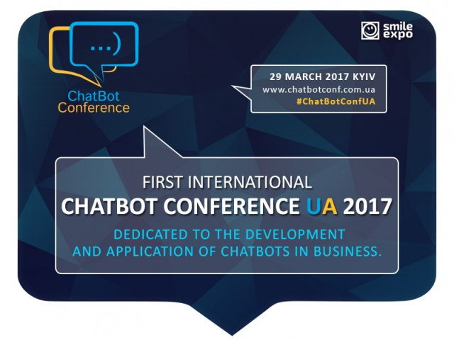 Learn at ChatBot Conference how chatbots solve various business tasks
