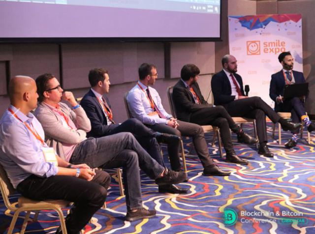 Blockchain & Bitcoin Conference Gibraltar discussed licensing of blockchain companies, tokenization, trading, and conduct of ICOs