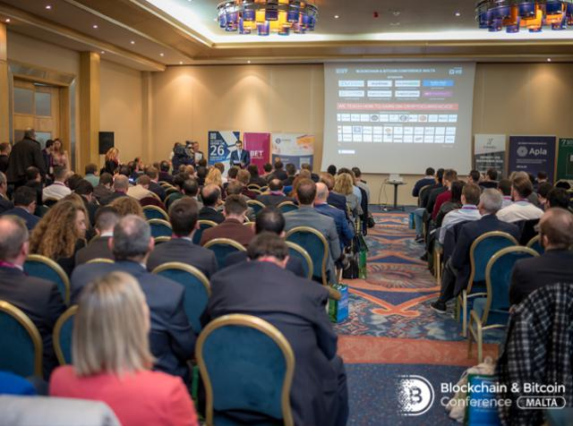 Blockchain & Bitcoin Conference Malta discussed the importance and potential of blockchain for Europe