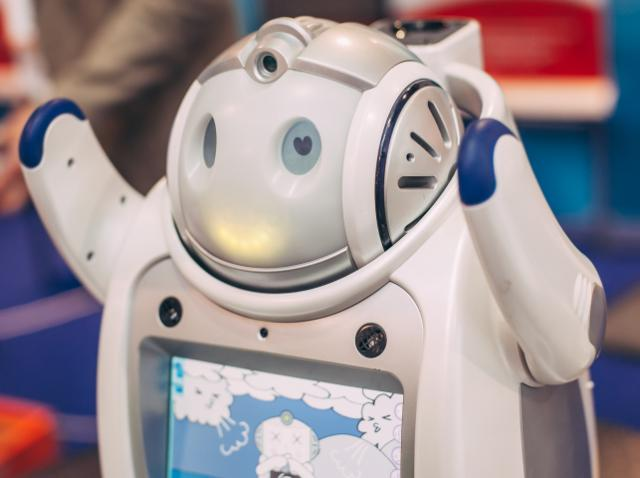 Review of Russian robotics market: trends and achievements