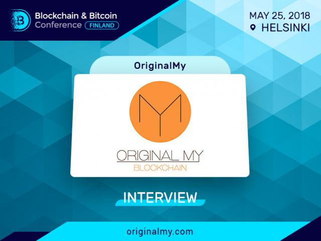 OriginalMy's developer reveals how to transform society using blockchain