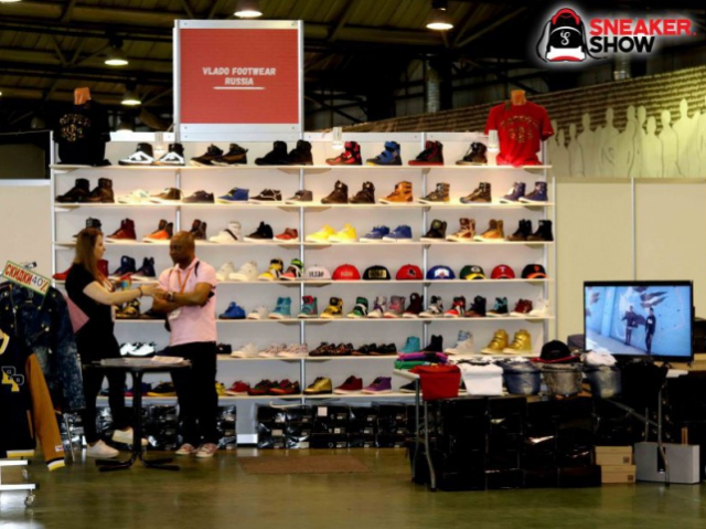 The first exhibition of the sneaker industry Sneaker.Show: how it was