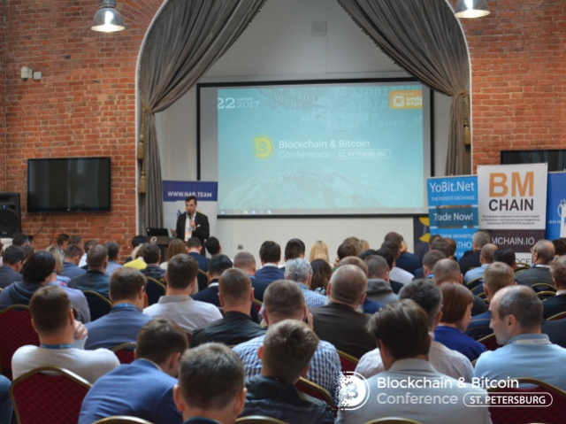 Sell-out: How did Blockchain & Bitcoin Conference St. Petersburg in the Northern capital go?