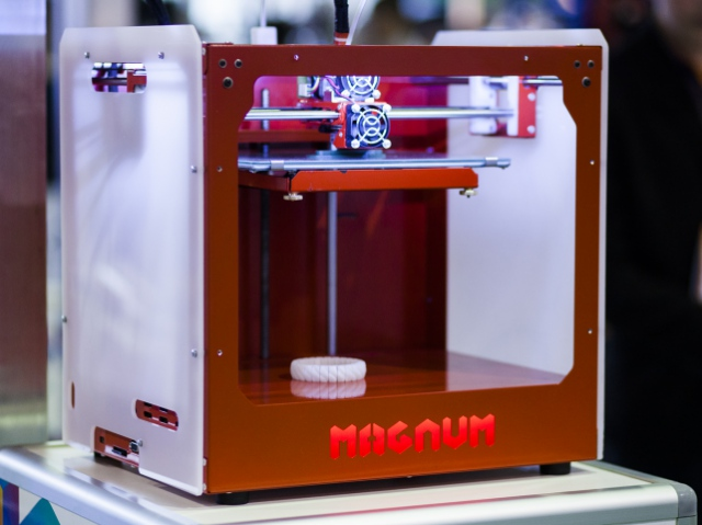 The development of 3D printing in Russia