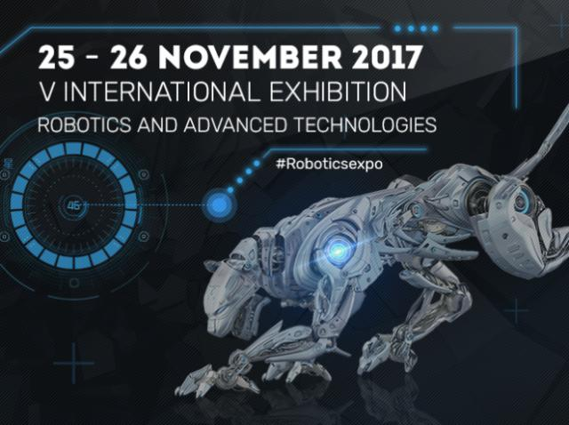 Robotics Expo: the largest exhibition on robotics in the CIS