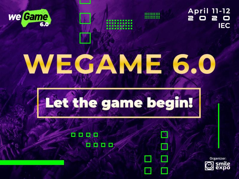 Smile-Expo Hosts the Sixth Festival of Gaming and Geek Culture WEGAME