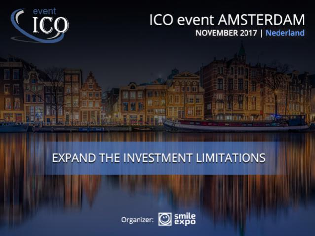 Smile-Expo organizes a new conference in Amsterdam, the European capital of blockchain innovations