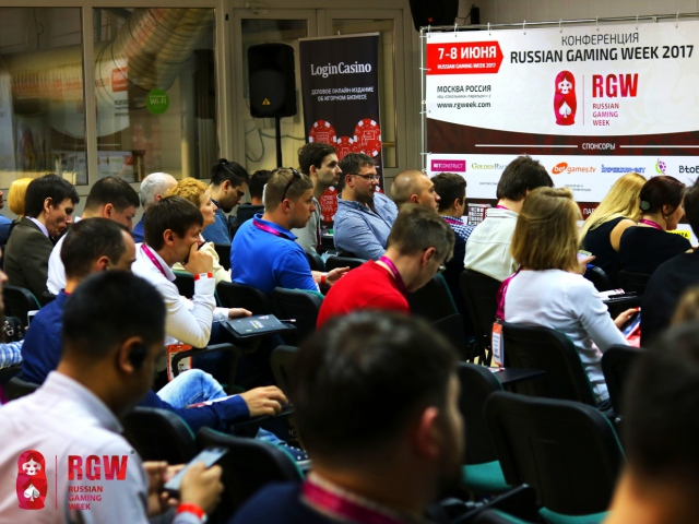 Smile-Expo hosted the eleventh exhibition and forum Russian Gaming Week 2017