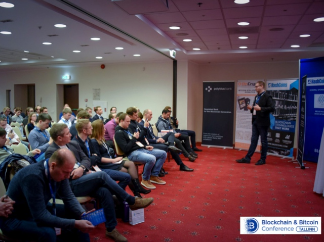 Smile-Expo held the first blockchain conference in Estonia
