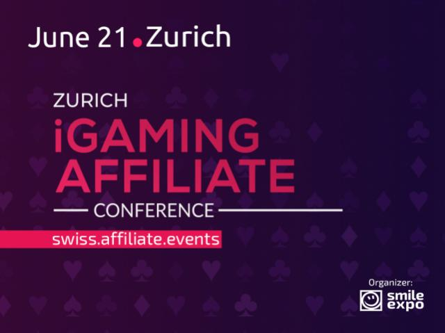 Smile-Expo to Hold First Zurich iGaming Affiliate Conference on CPA Networks and Gambling