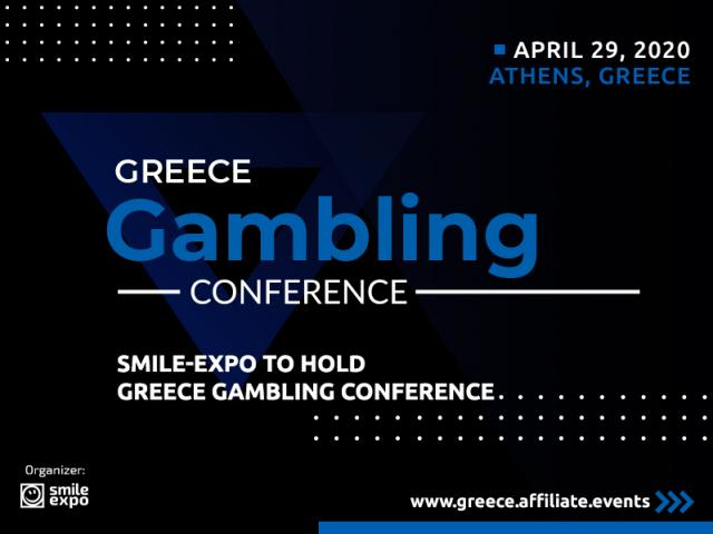 Smile-Expo to Hold Greece Gambling Conference on Greek Gambling Market