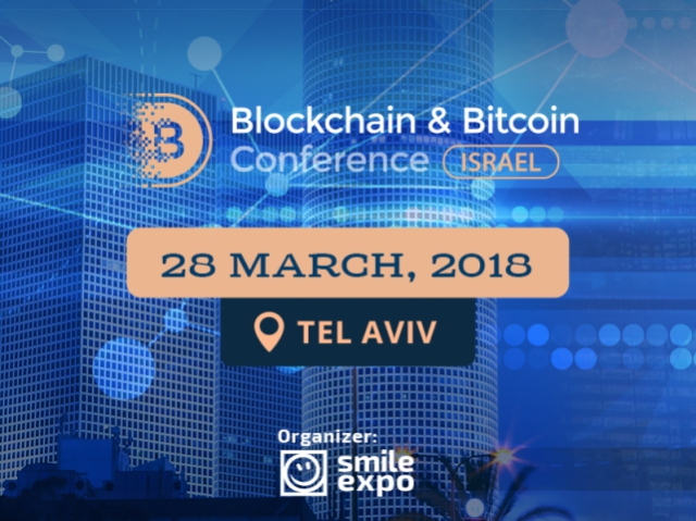 Special guests and key topics of Blockchain & Bitcoin Conference Israel