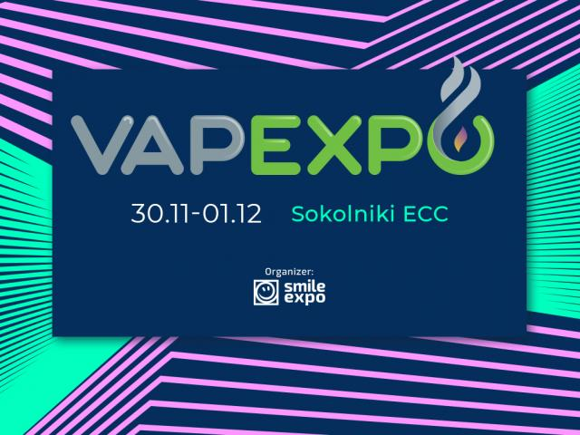 The Updated VAPEXPO Moscow 2019: Two Days of the Show and Party in the Retro Style