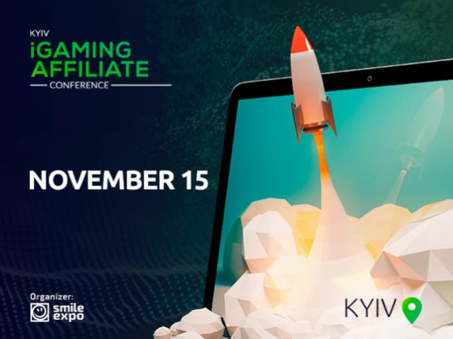 Ukrainian capital to host Kyiv iGaming Affiliate Conference