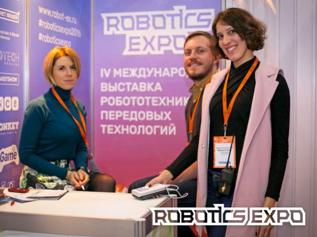 The IV exhibition Robotics Expo 2016 has shown that robotized future is round the corner