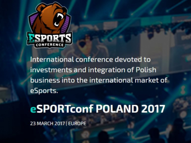 Smile-Expo organizes eSPORTconf Poland conference. Reasons and goals