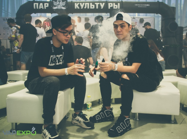 VAPEXPO Moscow 2016 from Smile-Expo: will excel ourselves!