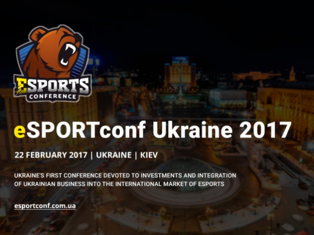 Why Smile-Expo organizes eSPORTconf Ukraine