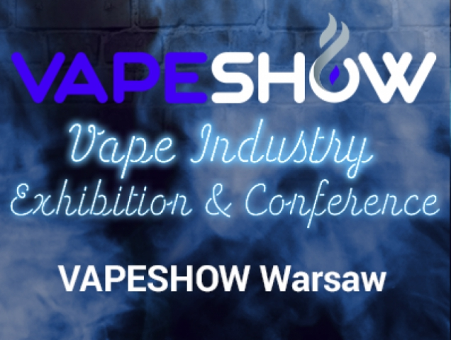 VAPESHOW Warsaw 2016 is coming soon
